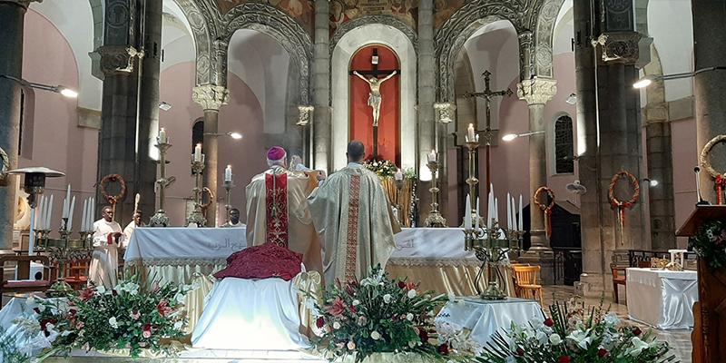 En vidéo et photos : La fête de Noël à la Cathédrale de Tunis