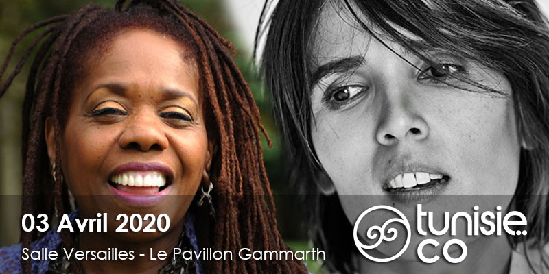 Jazz à Carthage: CATHERINE RUSSELL et TANITA TIKARAM le 03 Avril
