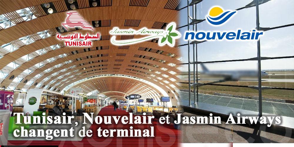 Aéroport Paris-CDG: Les compagnies aériennes tunisiennes changent de terminal