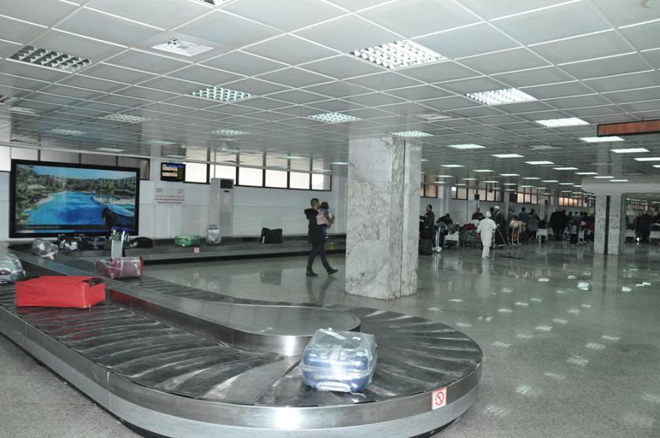 En photos : Nouvelles mesures pour accélérer la livraison des bagages