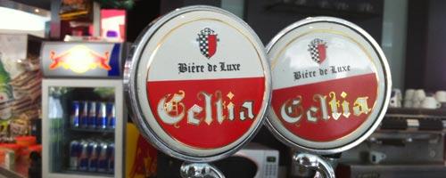 Celtia : Bière locale