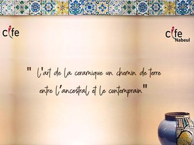 L'Art de la Céramique entre l'Ancestral et le Contemporain le 23 février à La Badira