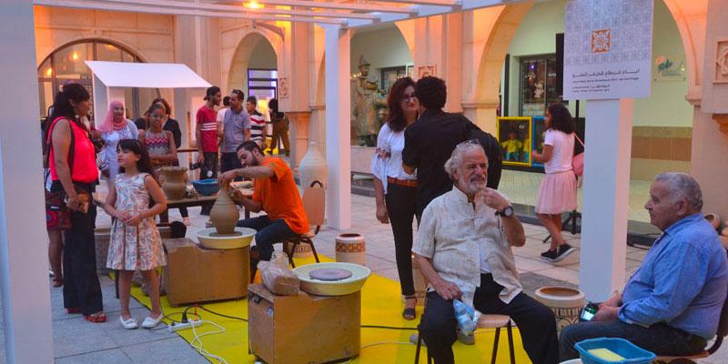 En photos : Ouverture des Journées de la Céramique d'Art de Carthage
