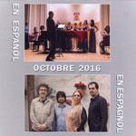 Programme culturel de l'Instituto Cervantes Túnez pour le mois d'Octobre