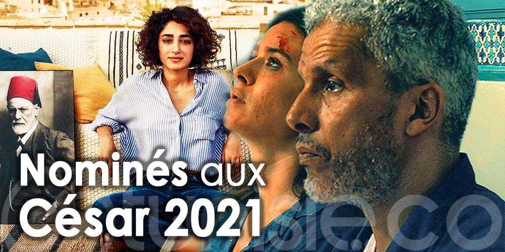 'Un fils' et 'Un divan à Tunis' nominés aux César 2021