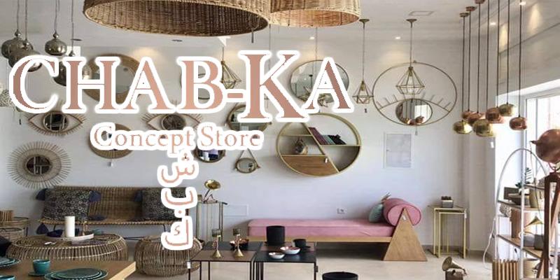 CHAB-KA la boutique de créateur installée à Nabeul