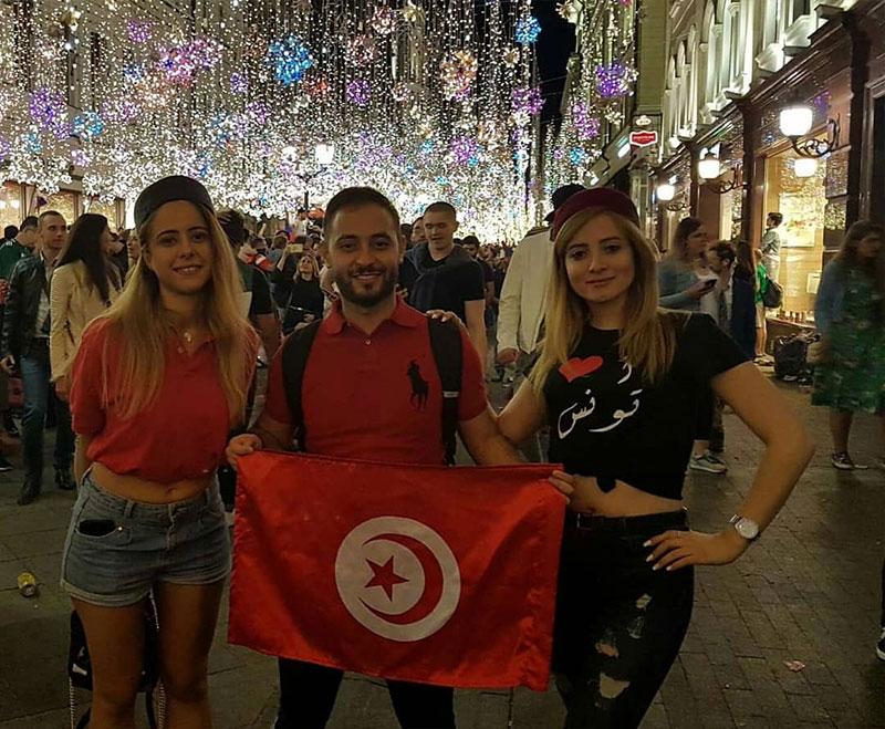 En photos : La chéchia tunisienne envahit les rues de Volgograd en Russie