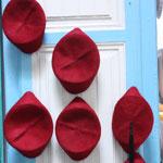 La chachia ou le bonnet tunisien