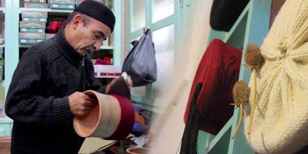 En vidéo : Visite à une boutique au Souk des Chaouachia à la médina de Tunis