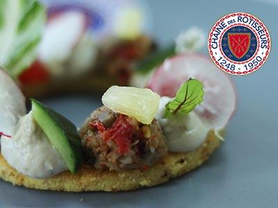 En vidéos : Le concours national de cuisine de la chaîne des Rotisseurs