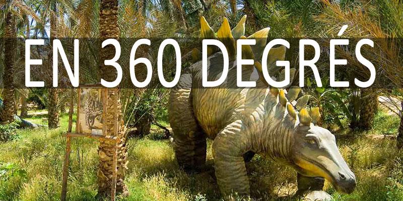 Découvrez le Parc de divertissement ''Chak-Wak'' à Tozeur en 360°