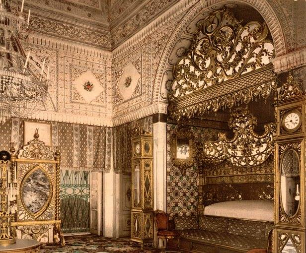 10 photos exceptionnelles de l architecture traditionnelle for Chambre bleue tunis