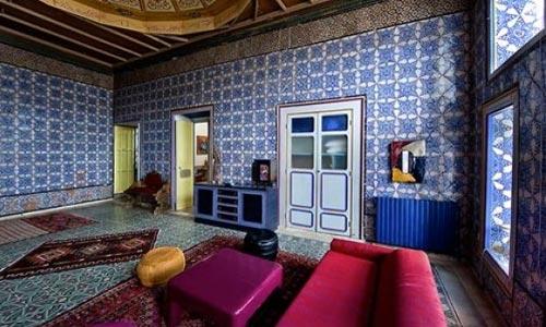 O s journer la medina de tunis vous for Chambre bleue tunis