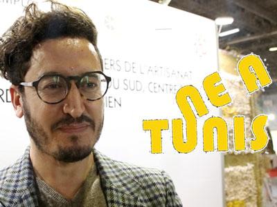 En vidéo : Chems Eddine Mechri, parle de la rencontre designers-artisans