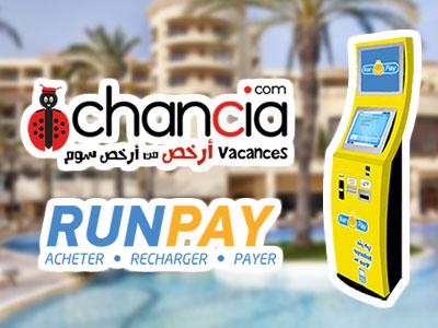 Chancia.com déploie 1200 points de paiement en Tunisie