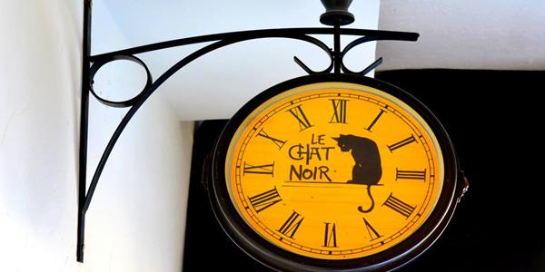 Le Chat Noir, le nouveau café pet friendly