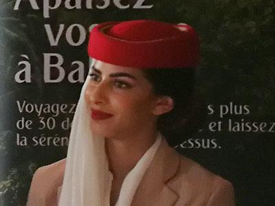 Chaima, tunisienne et hôtesse de l'air Emirates : En 5 ans j'ai fait 4 fois le tour du monde
