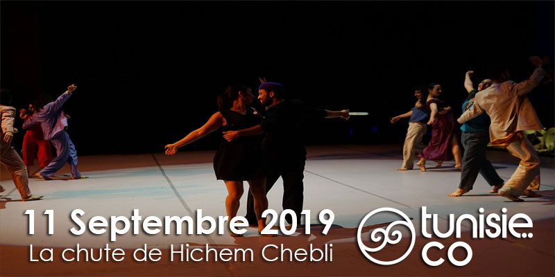 La chute de Hichem Chebli le 11 Septembre 2019