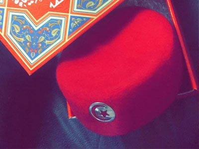 Découvrez la chéchia que porteront les joueurs de l'équipe nationale tunisienne en Russie