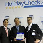Le Seabel Alhambra distingué dans la catégorie TopHotel 2012