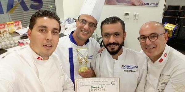 En photos : Qualification nationale pour la Coupe d´Afrique de la Boulangerie
