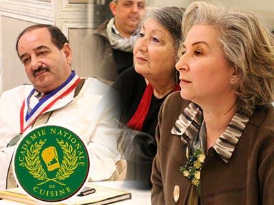 Célébration de la consécration littéraire des trois lauréats tunisiens du 34ème prix de la Littérature Culinaire
