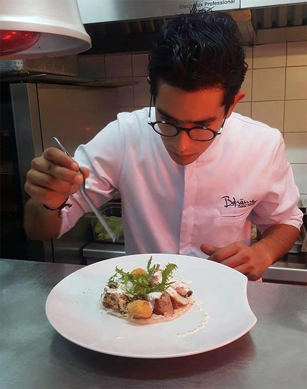 Le chef Slim Douiri du Bohëme à Top Chef Arabia ?