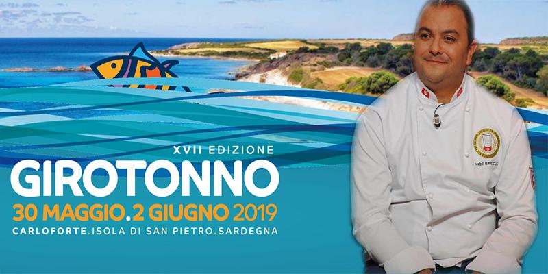Bonne chance au chef Nabil Bakous pour le Girotonno !