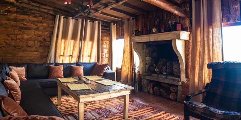 Ces maisons d'hôtes tunisiennes avec cheminée, pour un séjour aux sensations hivernales