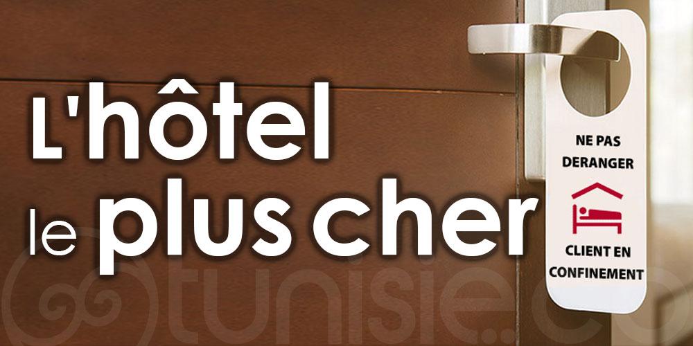 Confinement en Tunisie - Septembre 2021 : Voici l'hôtel le plus cher