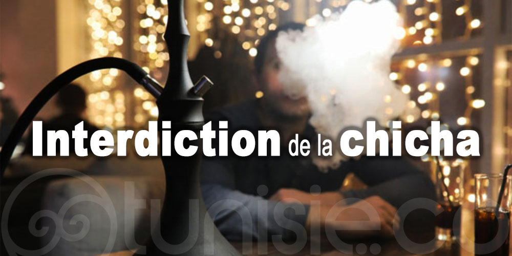 Salons de thé et cafés: Interdiction de la chicha
