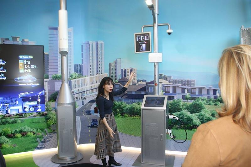 Retour en photos sur la visite de Salma Elloumi Rekik en Chine