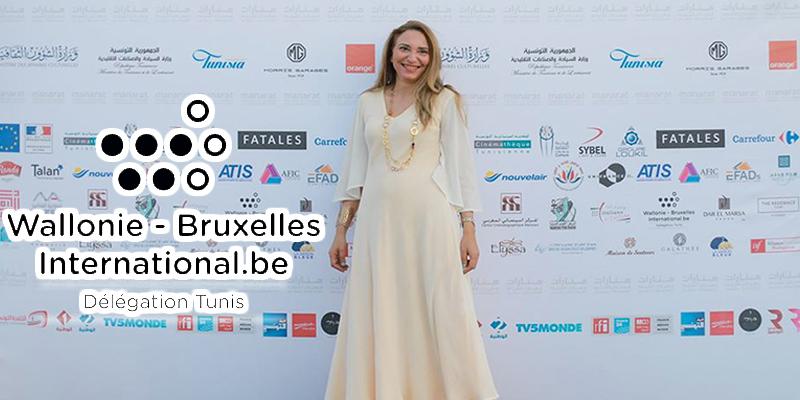 Les Belges en Tunisie rendent hommage à Chiraz Latiri