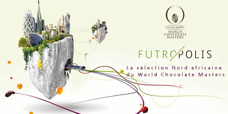 La 1ère édition du World Chocolate Masters Afrique du Nord en Tunisie le 27 janvier