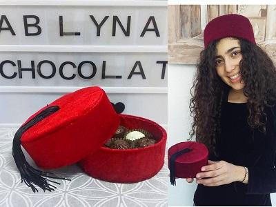 A seulement 13 ans cette Tunisienne lance sa marque de chocolat !