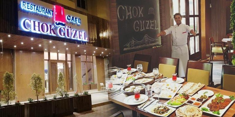 CHOK GÜZEL, le nouveau restaurant turque aux Berges du Lac