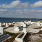 Le cimetière marin de Djebel El Manar à Sidi Bou Said