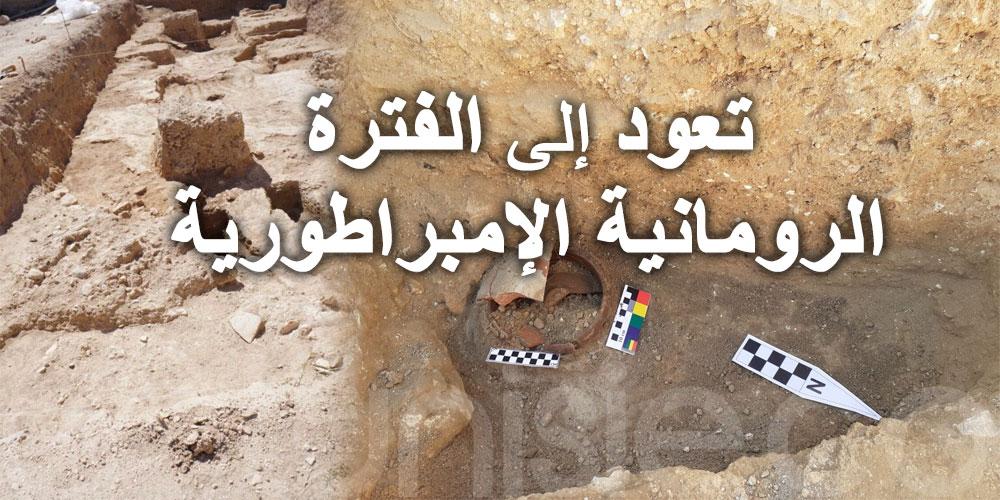 الكشف عن مقبرة قديمة بمدينة سوسة