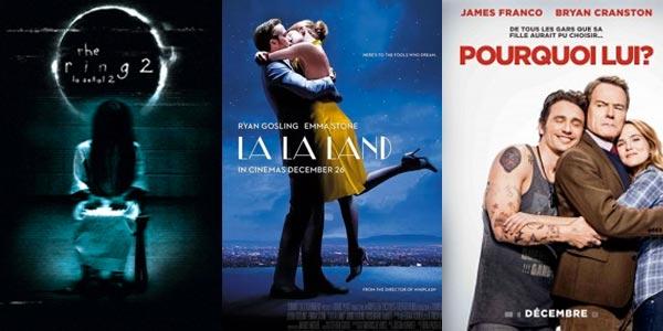 Programme du Cinéma Alhambra de la semaine du 30/01/17 au 05/01/17