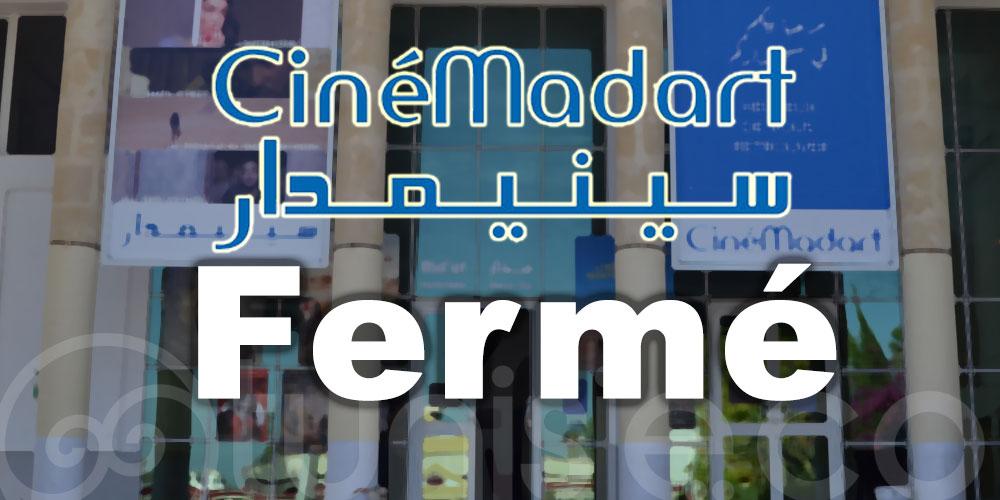 Le CinéMadart ferme ses portes!
