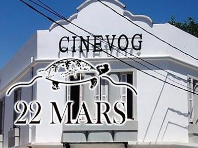 Cinevog ouvre de nouveau ses portes le 22 mars