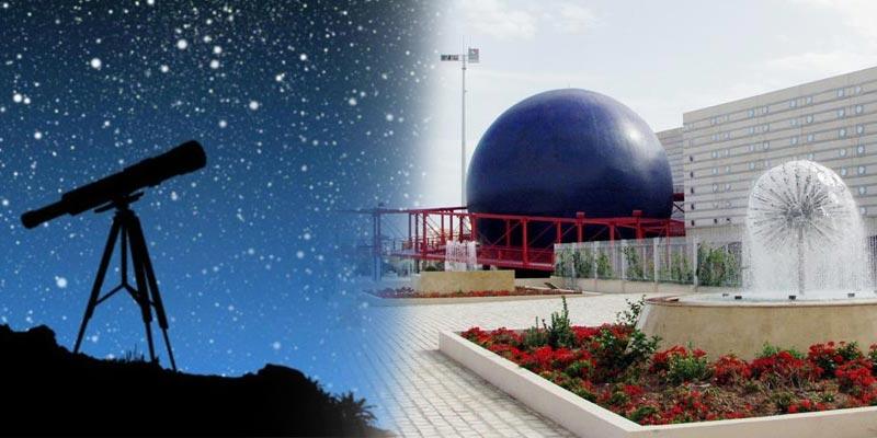 La nuit des étoiles à la cité des sciences le samedi 29 juillet