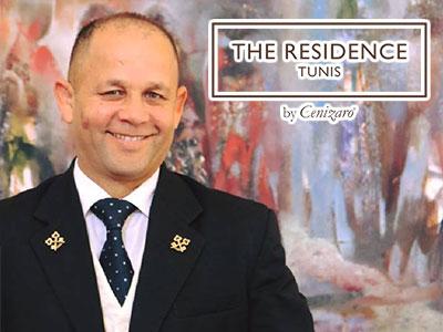 Imed Ziedi, 1er Concierge Clefs d'Or en Tunisie