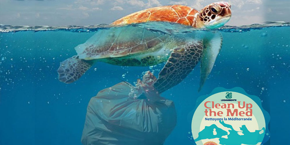 La Tunisie participe à la campagne 'Clean Up The Med'