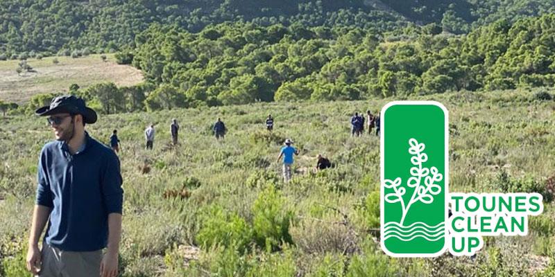 6600 arbres plantées le week-end dernier à Kesra !