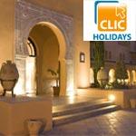 Sélection d'hôtels en promotion pour le mois de juin chez Clic Holidays