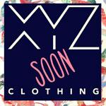 XYZ Clothing, la nouvelle ligne de prêt à porter du concept store XYZ