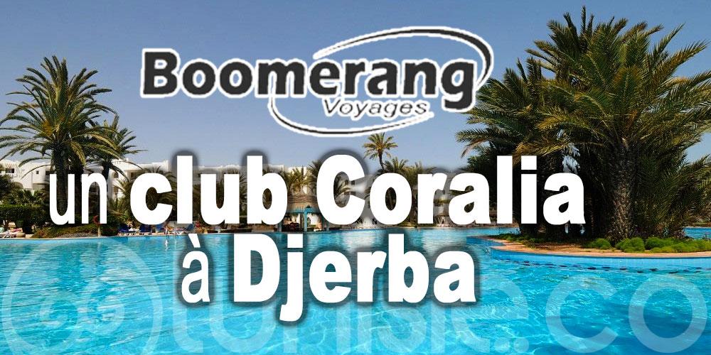 Boomerang Voyages ouvre un club Coralia à Djerba