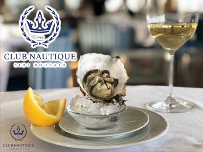 Découvrez Club Nautique, la nouvelle adresse du raffinement gustatif à Sidi Bou Saïd