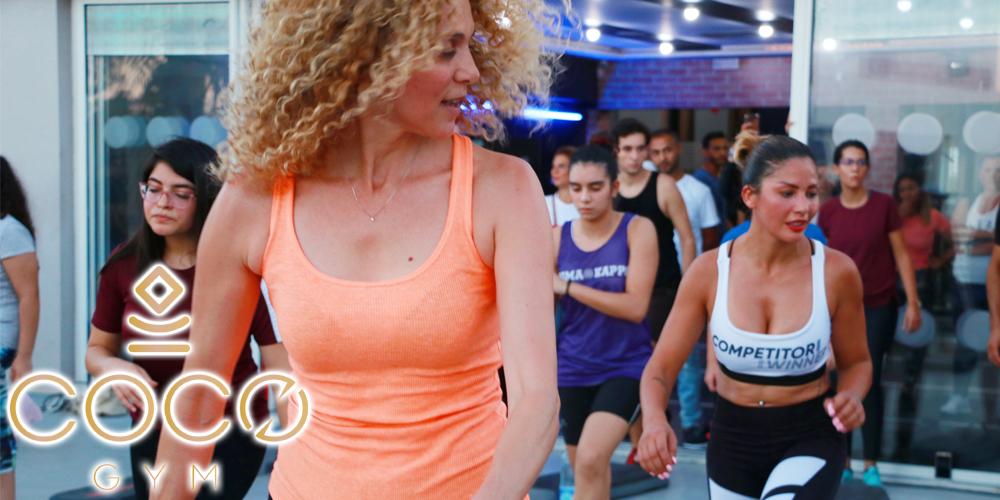 En vidéo : Le CocoGym célèbre sa rentrée sportive